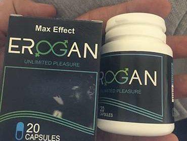 Лекарство Эроган для потенции в руке