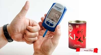 Средство ДжиДжу Сэйсэ от диабета.